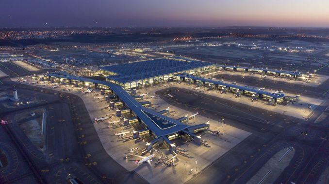 istanbulski aerodrom zauzeo je drugo mjesto na ljestvici najboljih svjetskih aerodroma