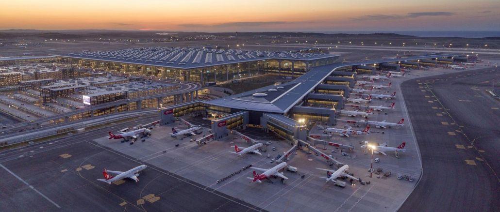 สนามบินอิสตันบูลนำศิลปะและโลกมารวมกันกับ igart