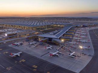 истанбулски аеродром спаја уметност и свет са игартом