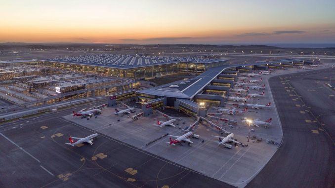 Аэропорт Стамбула объединяет искусство и мир с игарт