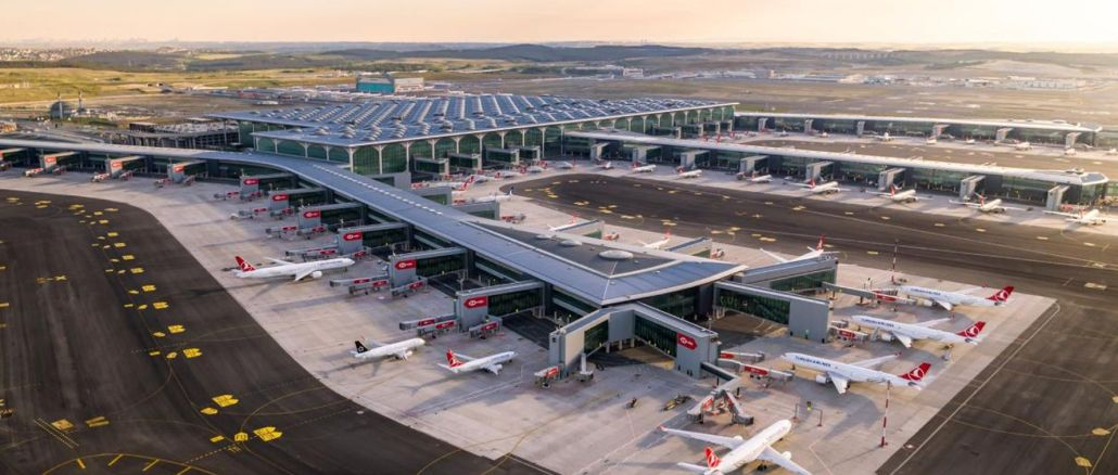 istanbul airport airport of the year award