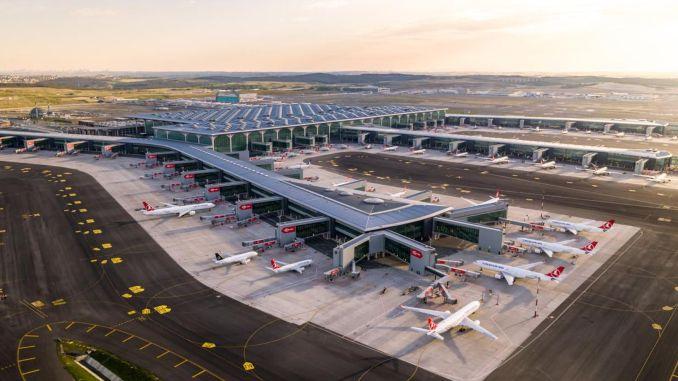 prix de l'aéroport de l'année de l'aéroport d'istanbul