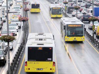 इस्तांबुल में नए शैक्षणिक वर्ष के पहले दिन सार्वजनिक परिवहन निःशुल्क रहेगा।