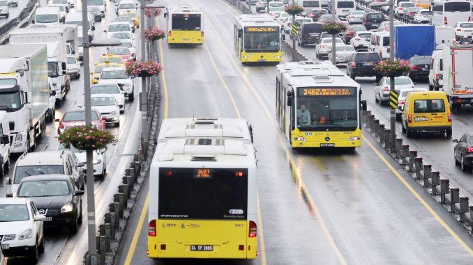 ستكون المواصلات العامة مجانية في اليوم الأول من العام الدراسي الجديد في اسطنبول.