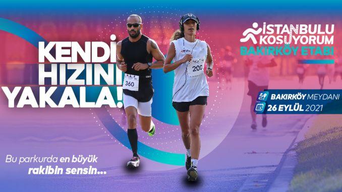 Bežím istanbulská udalosť bude v nedeľu pokračovať etapou bakirkoy