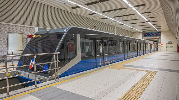 Itu İstinye funicular line construction and vehicle purchase one qualification application result