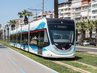 Podrobna razlaga o krizi s tramvajem cigli iz Izmir buyuksehir