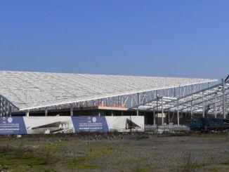 黑海首個科學中心和天文館建設繼續全速推進