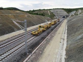 Građevinska oprema bit će iznajmljena za upotrebu na liniji Kirikkale Yozgat YHT.