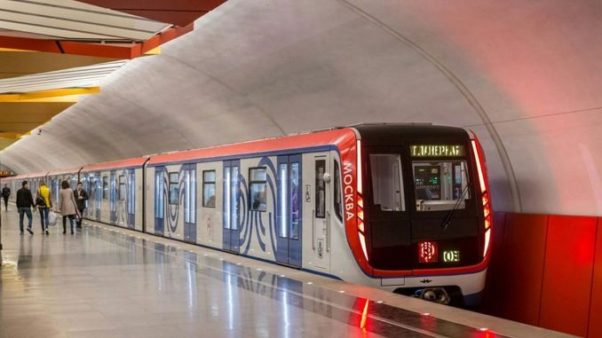 mechel will supply rails to the Moscow metro