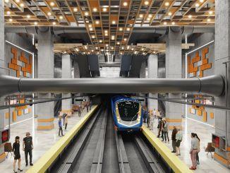 Когда будет заложен фундамент метро Мерсин?
