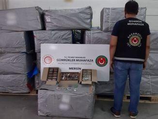 operațiuni de droguri în kilograme de mir de droguri confiscate