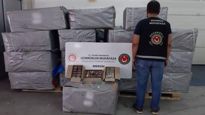 drug operations in myrtle kilograms of drugs seized