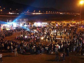 motorradbegeisterte hatten ein unvergessliches festival in erciyes