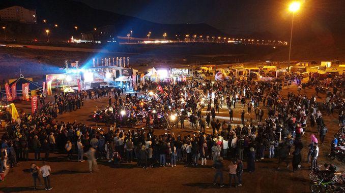 zaljubljenici u motocikle imali su nezaboravan festival u Erciyesu