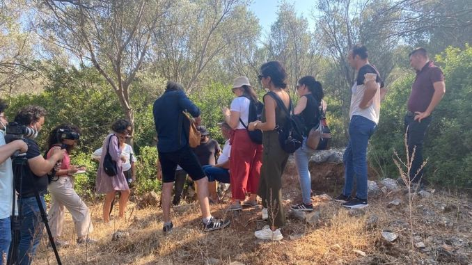 olivelo ecological life park is born with a participatory understanding