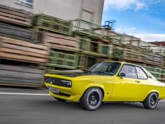 opel manta gse electromod imagination teamwork and the combination of technology