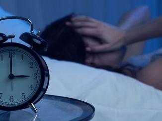 In der Pandemie hat übermäßige Angst unseren Schlaf gestört.