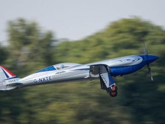Rolls Royce's all-electric plane meets the sky for the first time