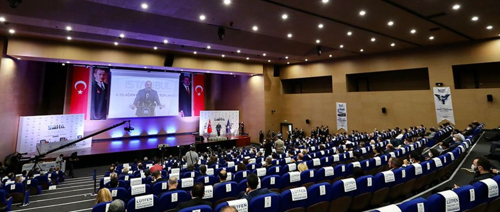 saha istanbul ordinary general assembly meeting was held