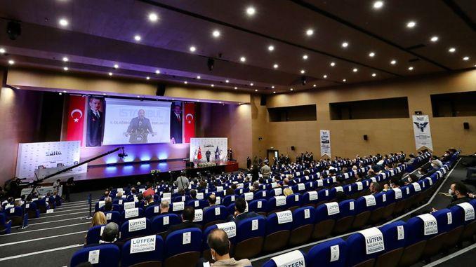 a avut loc reuniunea adunării generale ordinare saha Istanbul