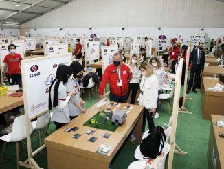 פרויקטים סביבתיים מתחרים ב- teknofest