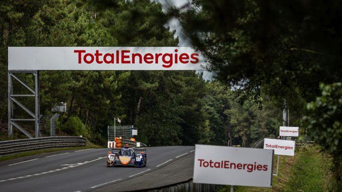 totalenergies le mans hour races و fia لتقديم وقودها المتجدد في بطولة العالم للتحمل