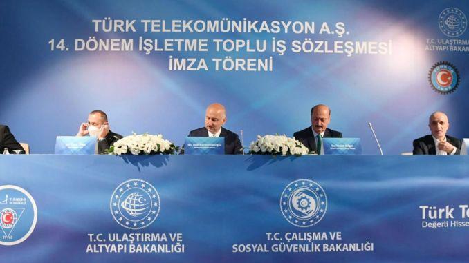 Zaposleni u Turskom Telekomu pristojno su zaradili liru