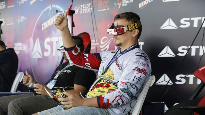 The best drone pilots of the world have been announced in the world drone cup