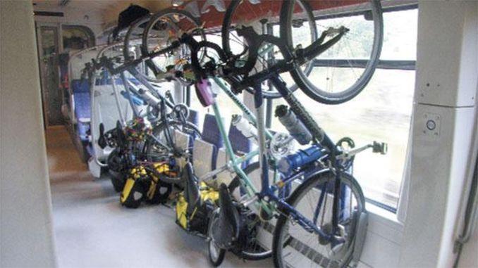 Fahrradtransportregeln in YHT Fern- und Regionalzügen