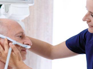 高流量氧療挽救生命