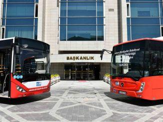 Ankara dobija nove autobuse posle godina
