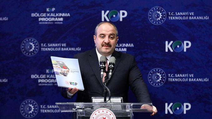 KOP-Regionalentwicklungsprogramm eingeführt