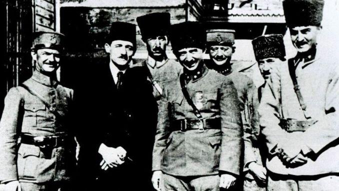 Waffenstillstand von Mudanya