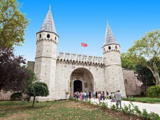 Topkapi-Palast als Museum geöffnet