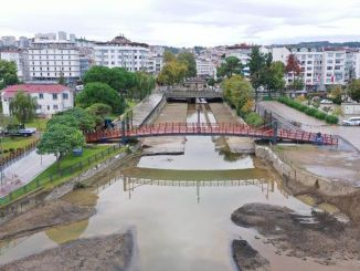فتح جسر مشاة مجدد على ساحل ألتنوردو للاستخدام