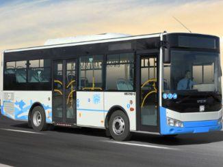 Otokar hat die Riesenbusausschreibung in Amman gewonnen