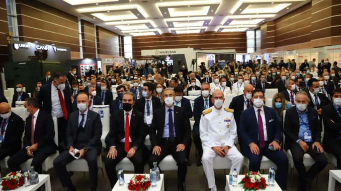 visitor attended military radar and border security summit