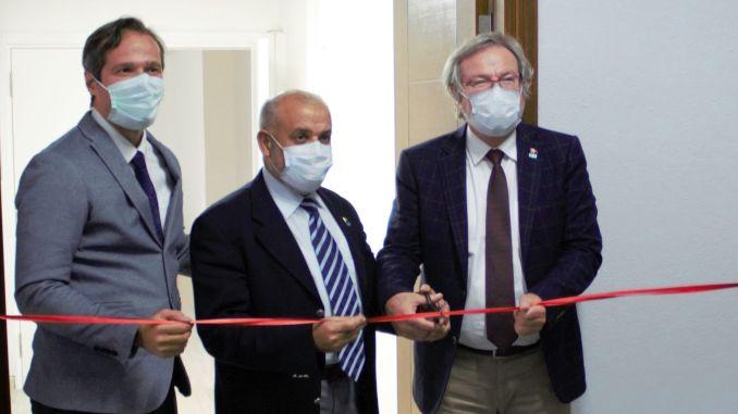 Aspilsan Energy opened an R&D office in Trakya University Technopark.