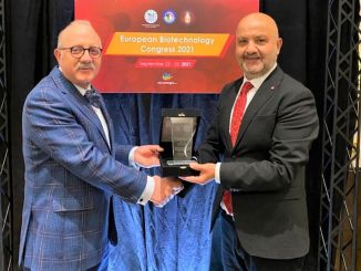 جائزة فخرية من الجمعية الأوروبية للتكنولوجيا الحيوية لمجموعة PCR التركية الأصلية