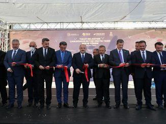 Camur Stromproduktionsanlage wurde eröffnet