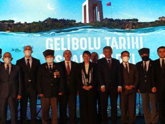 Die epischen Schiffswracks des Canakkale-Sieges wurden mit dem historischen Unterwasserpark von Gallipoli . für den Tourismus geöffnet