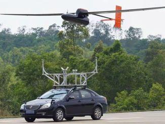Des étudiants chinois ont battu un nouveau record du monde avec le drone volant XNUMX heures sur XNUMX.