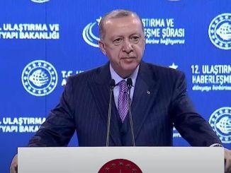 locomotiva elettrica nazionale buone notizie dal presidente erdogan