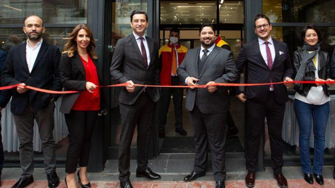 تستمر شركة DHL Express Turkey في النمو مع مراكز الخدمة الجديدة