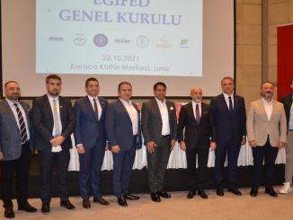 wichtige wirtschaftliche und gesellschaftliche Auswertungen auf der egifed Generalversammlung