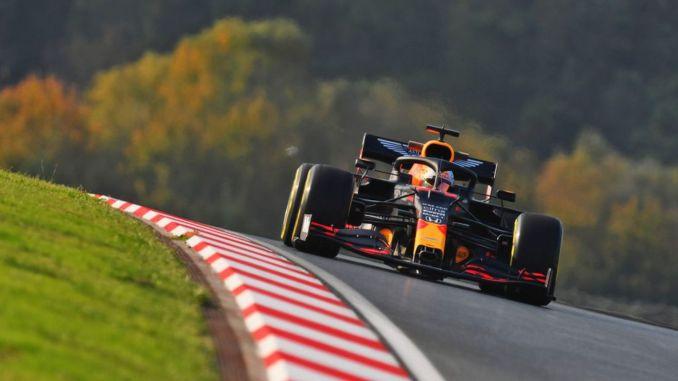 formula turkiye grand prixsi ekimde