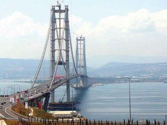 Francoski velikan se je odločil umakniti z mostu Osmangazi