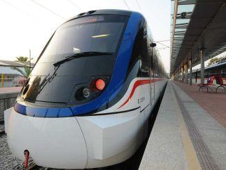 Izban-Reisen können nicht zwischen Halkapınar und Aliaga . durchgeführt werden