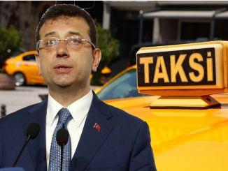 Ankündigung des neuen Taxisystems von ibbden